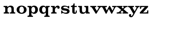 EF Volta Medium Font LOWERCASE