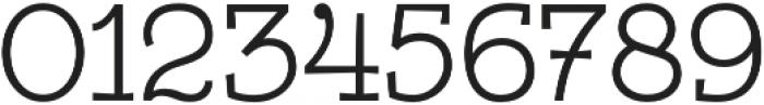 Egalite Light otf (300) Font OTHER CHARS