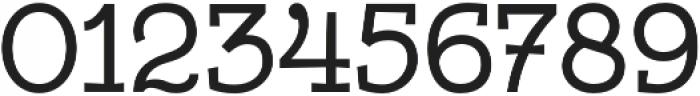 Egalite otf (400) Font OTHER CHARS