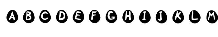 Eggs Font UPPERCASE