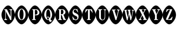 EggsTwo Font UPPERCASE