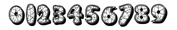 Eggshell Mosaic Font OTHER CHARS