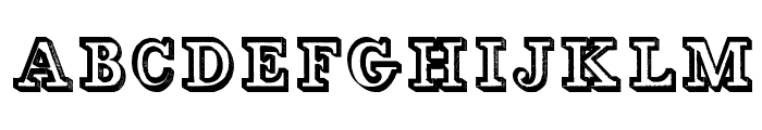 Egidia Font UPPERCASE