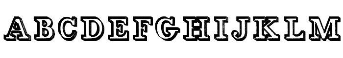 Egidia Font LOWERCASE