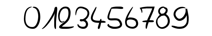 Eglantine Font OTHER CHARS