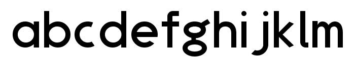 Egmont Text Light Font LOWERCASE