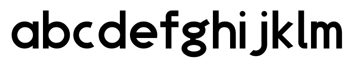Egmont Text Font LOWERCASE