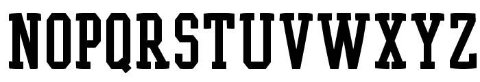 EgyptRund Font LOWERCASE