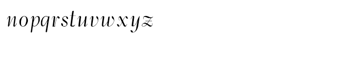 Egmontian Plus Font LOWERCASE