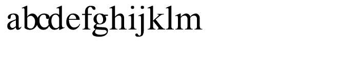 Ego Split Font LOWERCASE