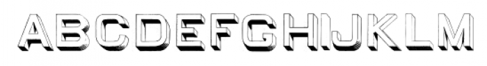 EgiptianSansSerif Regular Font LOWERCASE