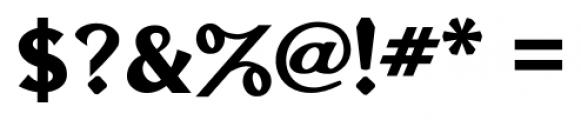 eGuerrilla Regular Font OTHER CHARS