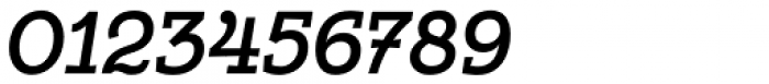 Egalite Demi Bold Italic Font OTHER CHARS