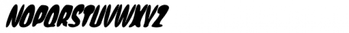 Eggit AOE Italic Font UPPERCASE