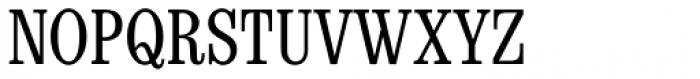 Egizio Com Condensed Font UPPERCASE