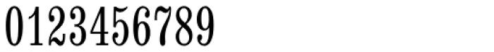 Egizio Condensed Font OTHER CHARS