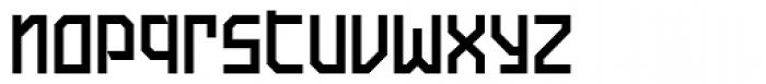 Ego Unicase Font LOWERCASE