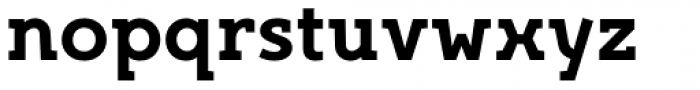 Egon Bold Font LOWERCASE