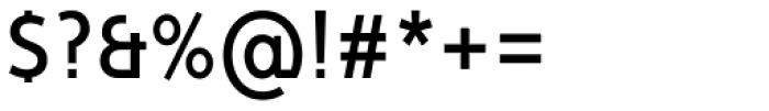 Egon Sans Condensed Font OTHER CHARS