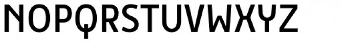 Egon Sans Condensed Font UPPERCASE