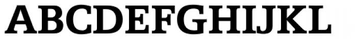 Egyptian 505 EF Bold Font UPPERCASE