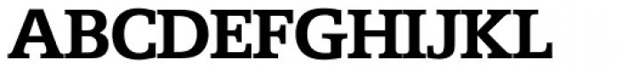 Egyptian 505 SH Bold Font UPPERCASE