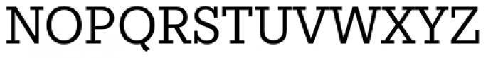 Egyptian Slate Std Book Font UPPERCASE