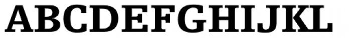 Egyptienne FLT Std Black Font UPPERCASE
