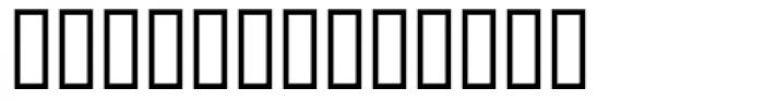 Ehrhardt MT SemiBold Italic Exp Font LOWERCASE