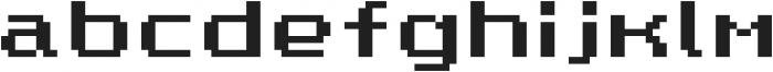 EightBeats ttf (400) Font LOWERCASE