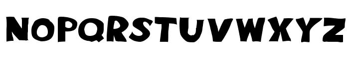 Eighty Percent Font UPPERCASE