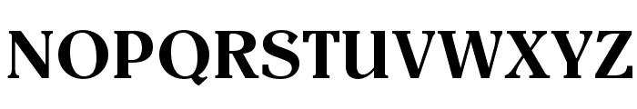 EinsteinOpti-Bold Font UPPERCASE