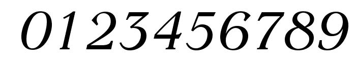 EinsteinOpti-Italic Font OTHER CHARS