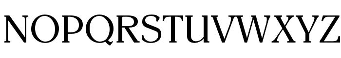 EinsteinRomanOpti Font UPPERCASE