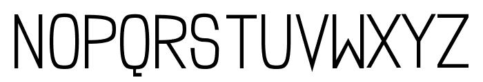 Einzine Font UPPERCASE