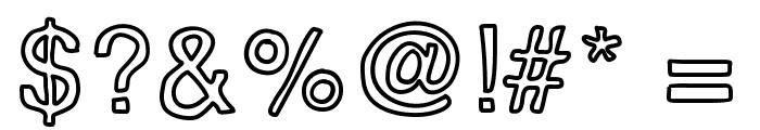 eidolon Font OTHER CHARS