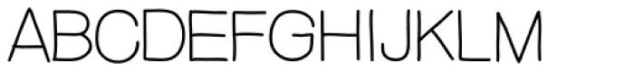 EightZeta Caps Font UPPERCASE