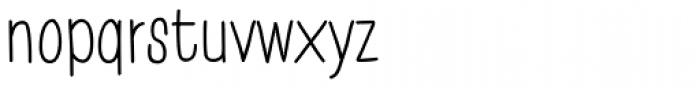 EightZeta Font LOWERCASE