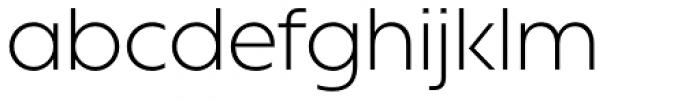 Eileen Light Font LOWERCASE