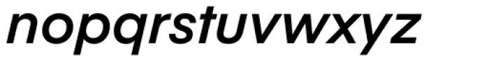 Eina 03 Semibold Italic Font LOWERCASE