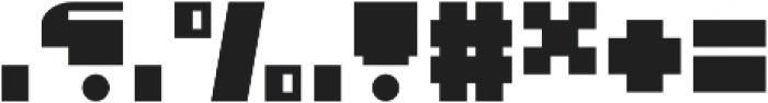 Ekleel ttf (400) Font OTHER CHARS