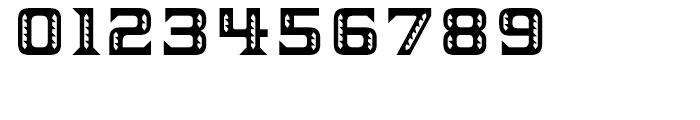 Ekeras V2 Regular Font OTHER CHARS
