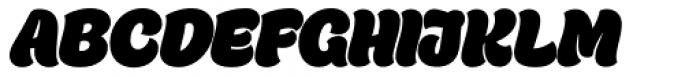 Ekamai Font UPPERCASE