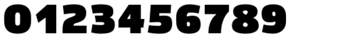 Ekibastuz ExtraBlack Font OTHER CHARS