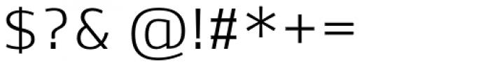 Ekibastuz Regular Font OTHER CHARS