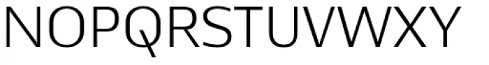 Ekibastuz Regular Font UPPERCASE