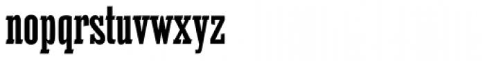 Eknaton Tight Font LOWERCASE