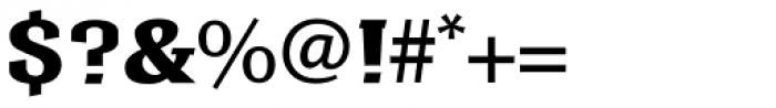 Eknaton Font OTHER CHARS