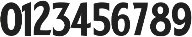 ELDERWEISS Bold Semi Condensed otf (700) Font OTHER CHARS