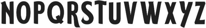 ELDERWEISS Semi Bold Condensed otf (600) Font LOWERCASE